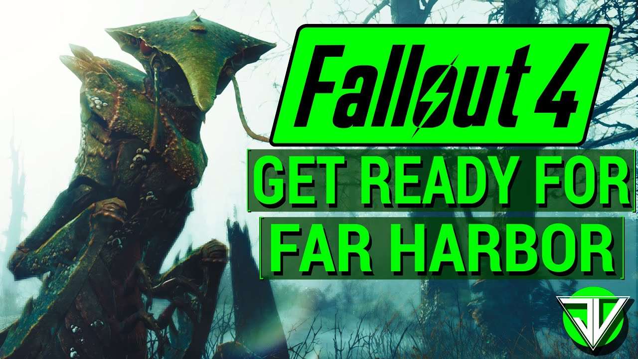 fallout 4 how to start far harbor