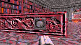 Blood: Cryptic Passage - (03) Gothic Library