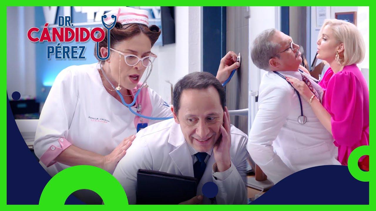 Dr. Cándido Pérez: La evaluación | C4 | Distrito Comedia