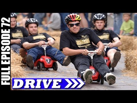 Bobby Car Racing , Germany & More | DRIVE TV Show | Full Episode # 72 (HD)