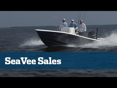 Gulf Coast Welcomes SeaVee Boats - Florida Sport Fishing TV Gear Guide