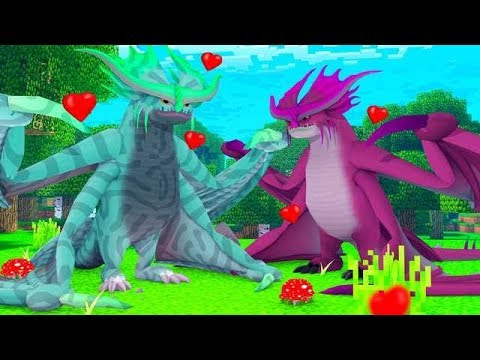Stormcutter Wings Gets A Dragon Girlfriend Minecraft