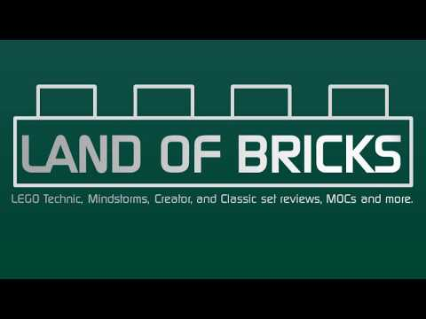 Welcome To Land Of Bricks