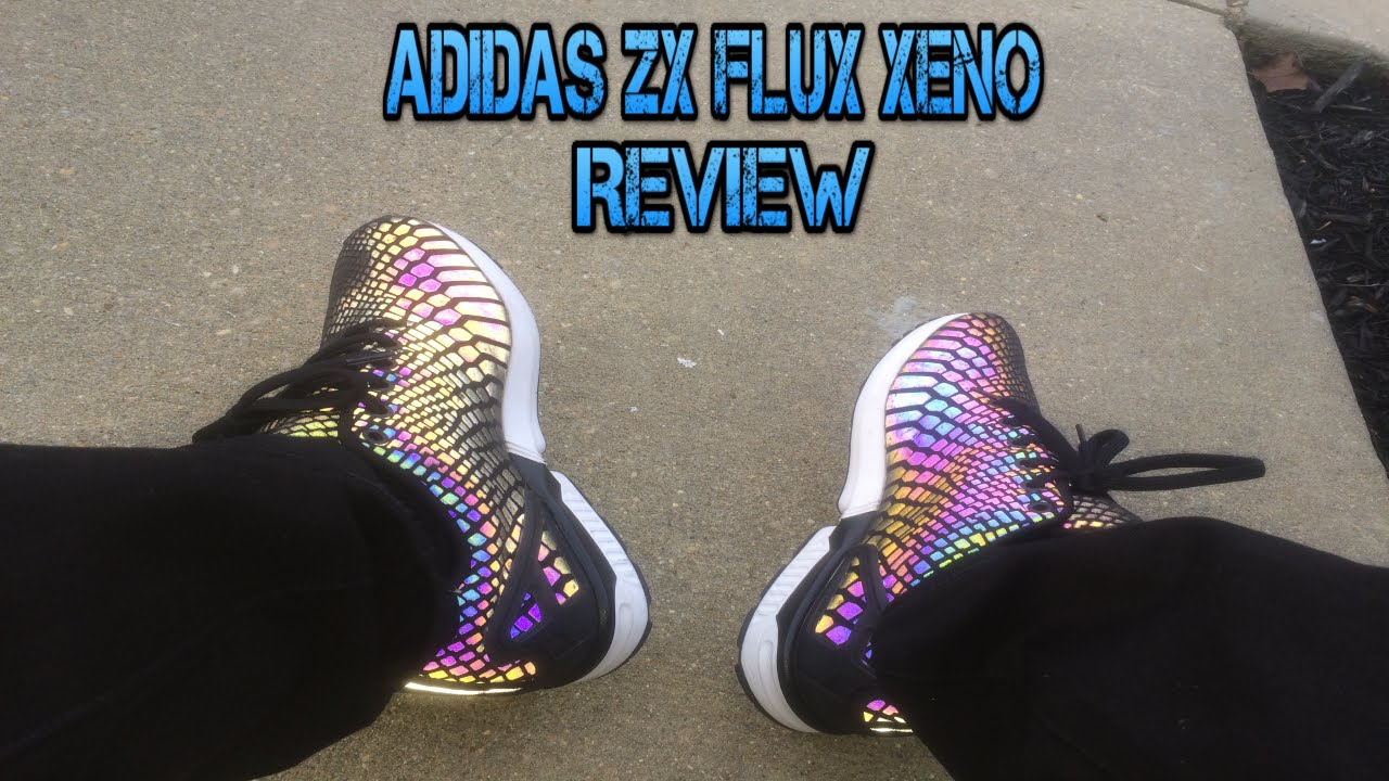 328d85fb62af7 ... inexpensive adidas zx flux xeno review on feet youtube 2e298 5f5ad