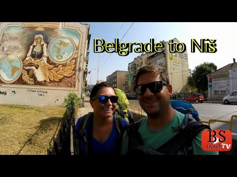 Ep. 18: Count memories NOT calories. Nis, Serbia Travel Guide