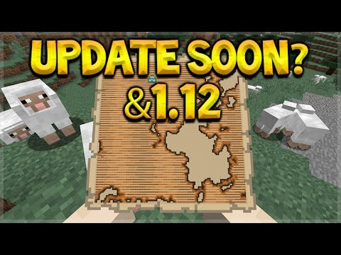Minecraft Console Edition - NEW UPDATE COMING SOON & 1.12 Update News
