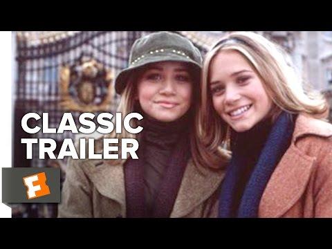 Winning London (2001) - Official Trailer - Mary-Kate Olsen, Ashley Olsen Movie HD
