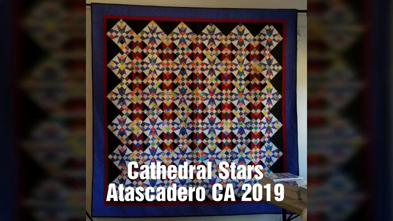 Cathedral Stars, Atascadero CA 2019