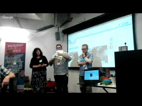 Picademy @ Google London #1 - Pi Project Show & Tell