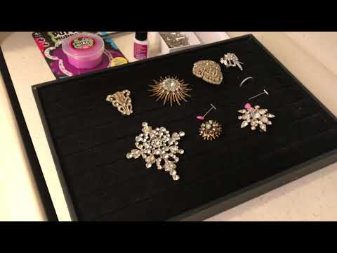 How to Repair Your Own Vintage Rhinestone Jewelry