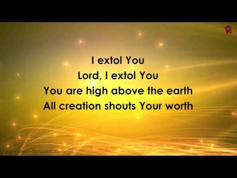 I Extol You (lyrics)