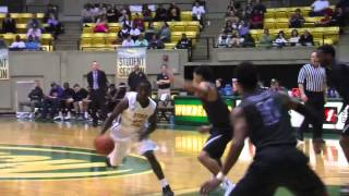 Tech Men's Basketball vs. Ouachita Baptist Highlights 2/11/16