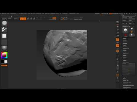 Download Rocks101 Part 6 Zbrush With A Wacom Tablet MP3, MKV