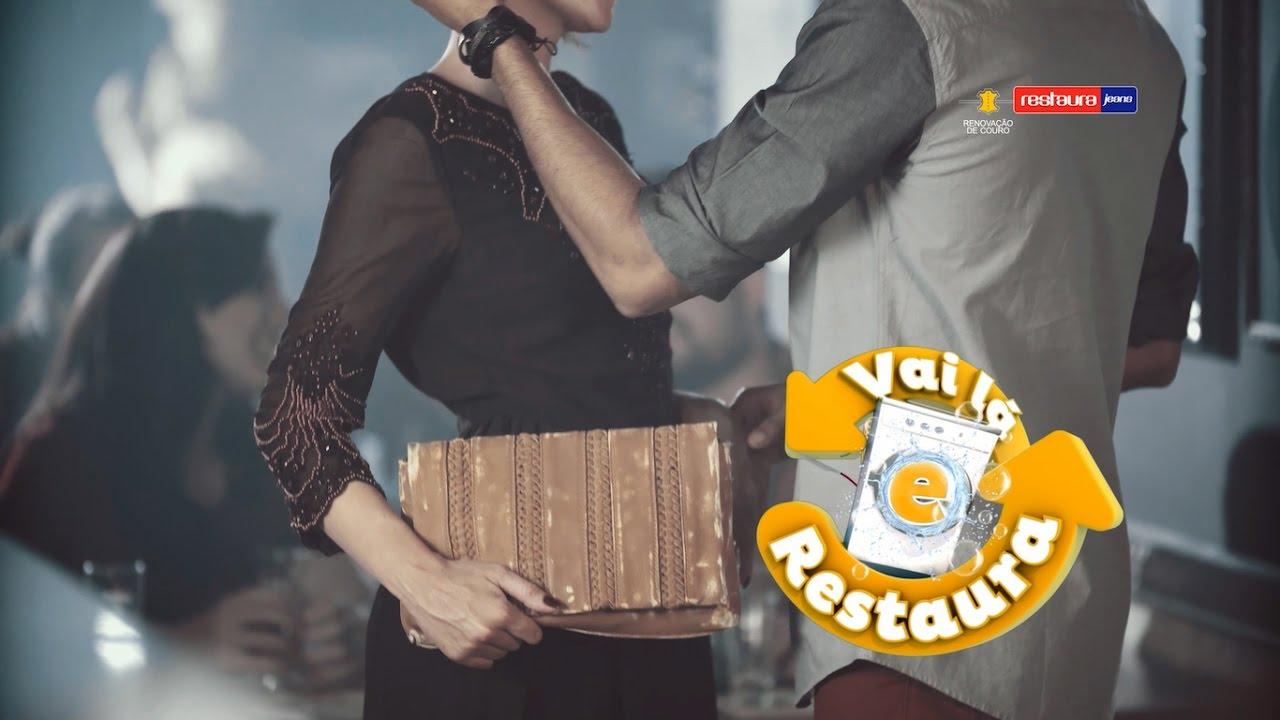 06a4deed75e47 Manchou  Vai lá e Restaura! - RENOVAÇÃO DE COURO - YouTube