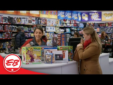 Holiday Shopping Commercial | EB Games