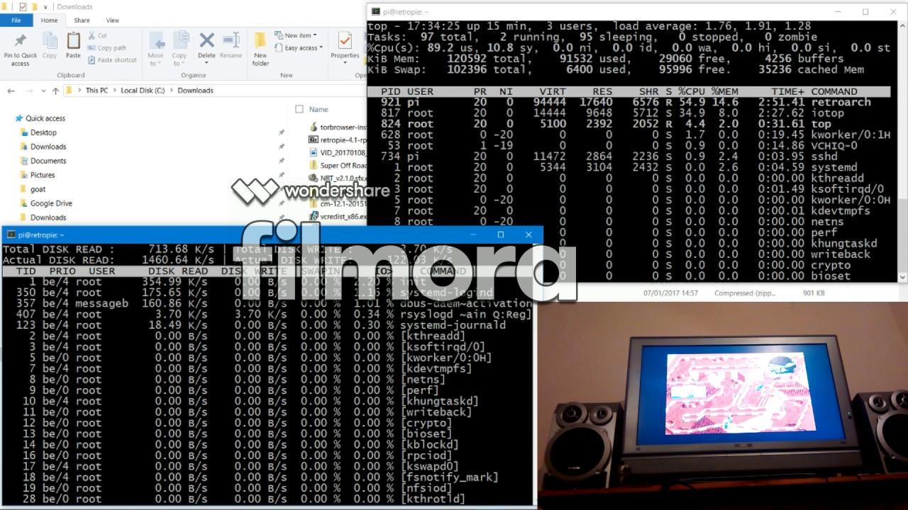 raspberry pi 2 model b snes emulator