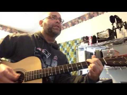 Carmelita - Warren Zevon solo acoustic cover