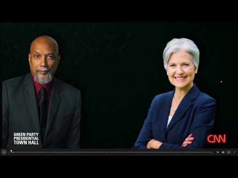 CNN Green Party Town Hall 8/17/2016