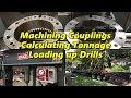 SNS 177: Machining Couplings, Hydraulic Press Tonnage