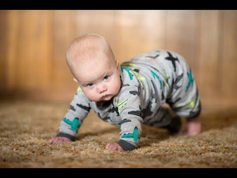 زحف الرضع على السجاد يحسن المناعة  - نشر قبل 2 ساعة