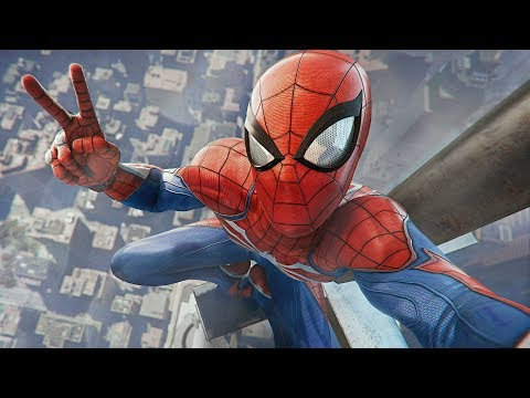 MARVEL'S SPIDER-MAN NEW GAMEPLAY WALKTHROUGH (E3 2018)