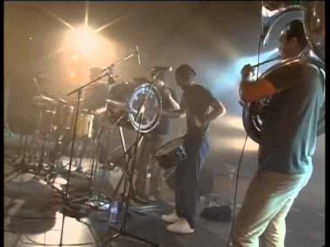 Youngblood Brass Band at Rock'n'Solex Festival (Rennes, France) 2011