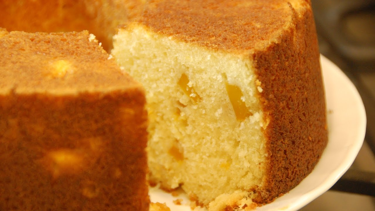 Pound Cake Without Eggs And Milk