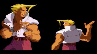 X-Men vs. Street Fighter - Theme of Charlie (Sega Genesis Remix)