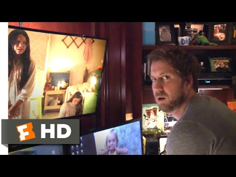 Paranormal Activity: The Ghost Dimension 2015  They're Watching Us  410  Movies