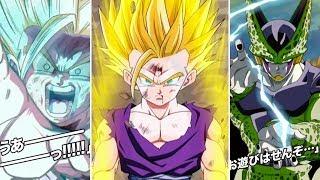 NEW Transforming LR Gohan & Cell Super Attacks! FREE Stones & 300M Dokkan Battle Full Info!