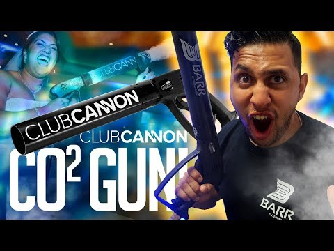 Club Cannon Handheld Co2 Blaster (Product Spotlight) | Co2 Gun Review