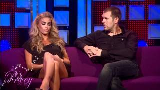 Katie Price, Lee Mack & Rhod Gilber chat about silicone implants and Jaffa Cakes