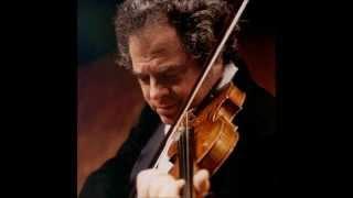 Itzhak Perlman -- Concerto No. 4 in F Minor, RV 297