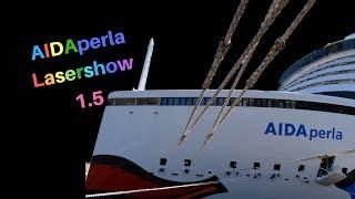 AIDAperla Lasershow 1.5 (HD)
