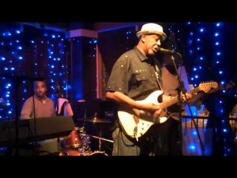 The  Zac Harmon Band  at the Blue 5, Roanoke VA 9/10/10