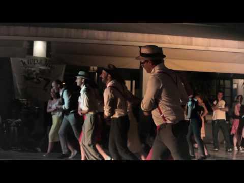 'Walk Away' - Lindy Hop Track - Beginners 2017