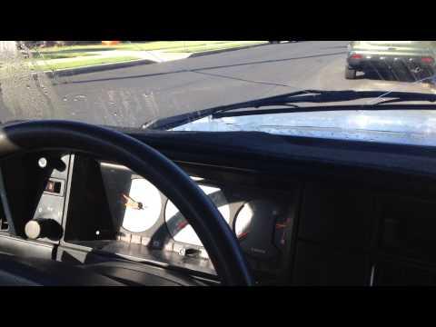 Volvo 245 Diesel - VW D24 inline six cold start clatter