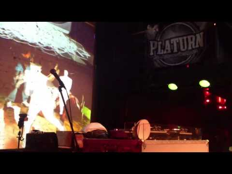 DJ Platurn @ The 45 Sessions Winter Edition