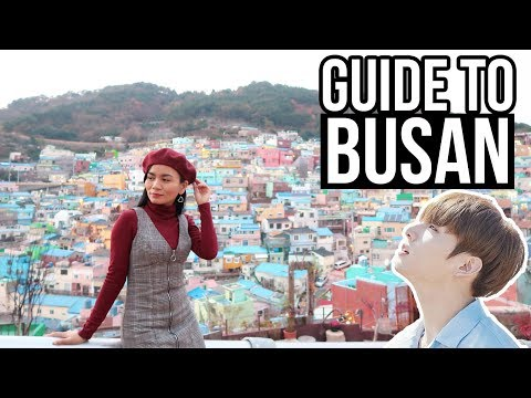 ULTIMATE BUSAN TRAVEL GUIDE for FIRST-TIMERS! | Trip to Korea Vlog