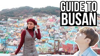 BUSAN TRAVEL GUIDE for FIRST-TIMERS! | #KRinKorea
