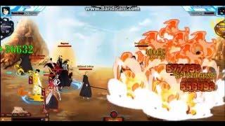 Bleach Online Cross-Server Battle - Realm 1013 (December 21, 2015)