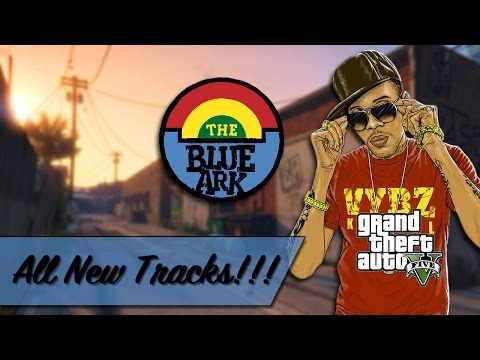 Blue Ark FM - GTA V Radio (Next-Gen)