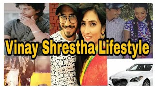 Vinay Shrestha lifestyle , income, filmstar Networth, Wife, Family,girl friend
