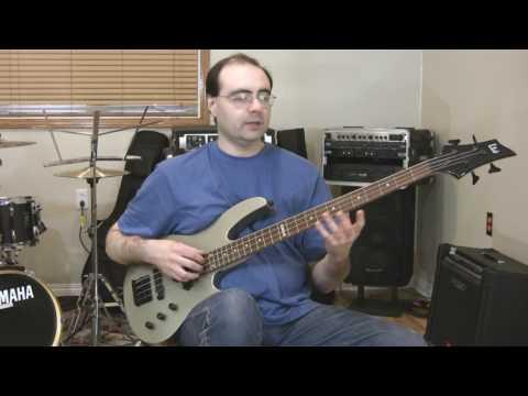 Bass Guitar Lesson: Part 1