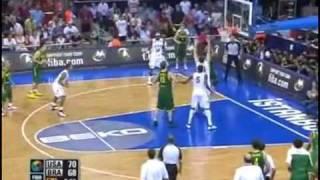 FIBA2010-アメリカvsブラジル-11/11盛り上がれ!世界バスケ