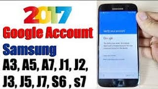 Bypass google account verification of samsung j,j2,j5,j7,j2pro,j2lte,j3 2016,j7 prime,j5 prime,j2 20