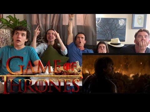 "Game of Thrones Season 8 Episode 3 ""The Long Night"" REACTION!! (Part 1)"
