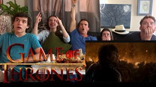 "Game of Thrones Season 8 Episode 3 ""The Long Night"" REACTION!! (Part 1)"