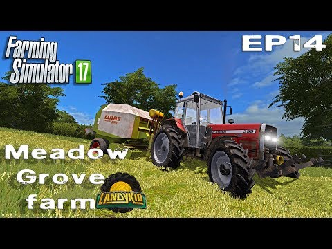 Farming Simulator 17 | Meadow Grove | EP13