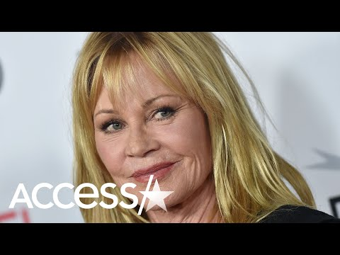 Melanie Griffith Admits She Had To Pay $80,000 For Coming To 'Working Girl' Set Drunk